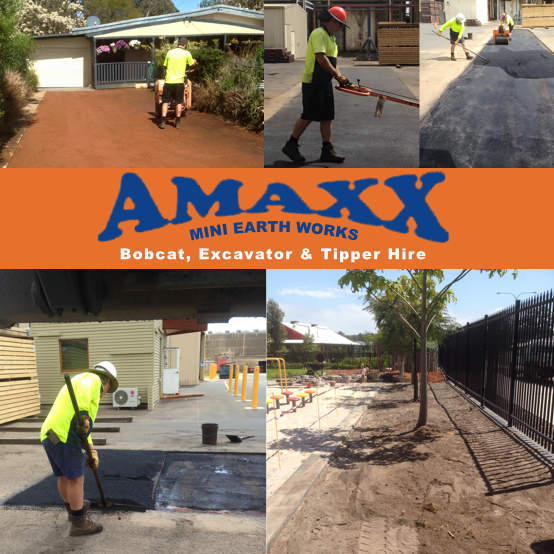 Amaxx Mini Earth Works