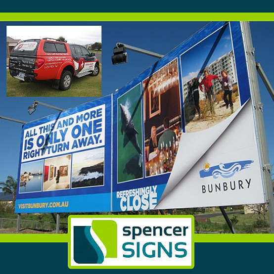 Spencer Signs - Bunbury