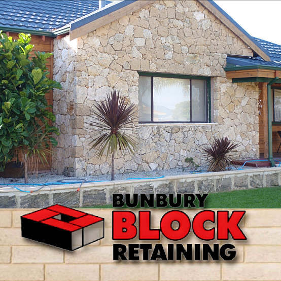 Bunbury Block Retaining  Company Logo by Bunbury Block Retaining  in Bunbury  WA