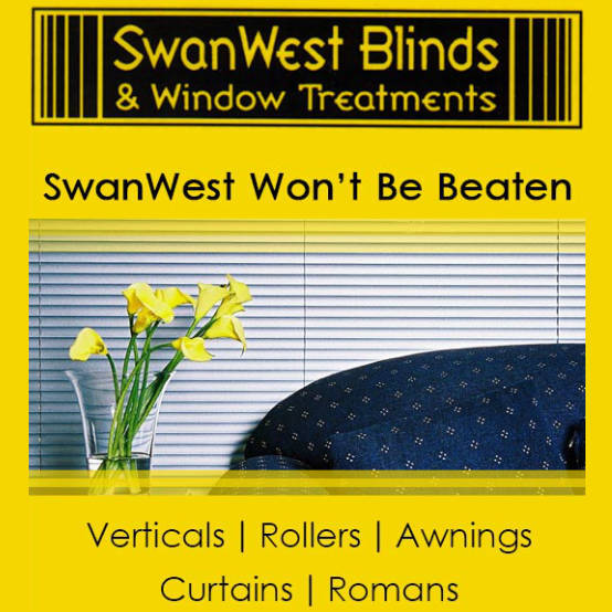 Swanwest Blinds & Window Treatments