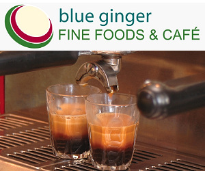 Blue Ginger Fine Foods & Cafe