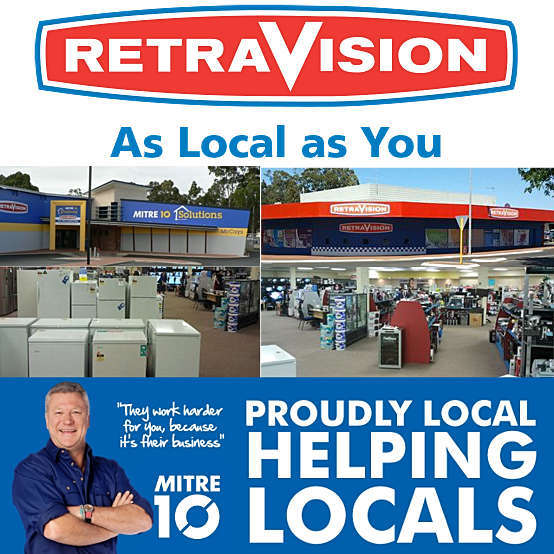 Bridgetown Mitre 10 and Retravision