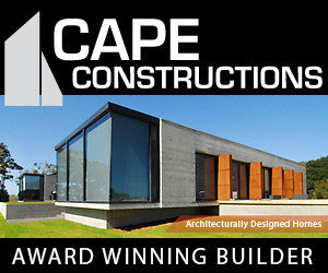 Cape Constructions Company Logo by Cape Constructions in Dunsborough WA