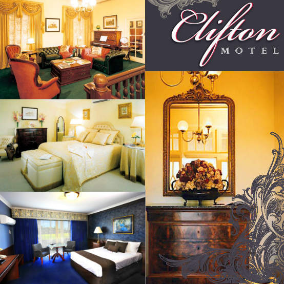 Clifton Motel & Grittleton Lodge