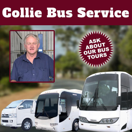 Collie River Valley Bus Charters