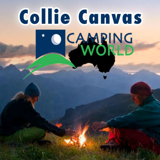 Collie Canvas and Camping World