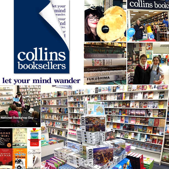 Collins Booksellers Bunbury