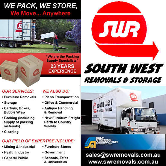 South West Removals & Storage