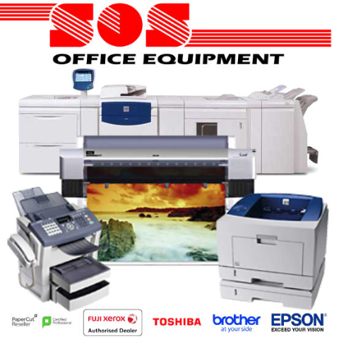 SOS Office Equipment - Albany