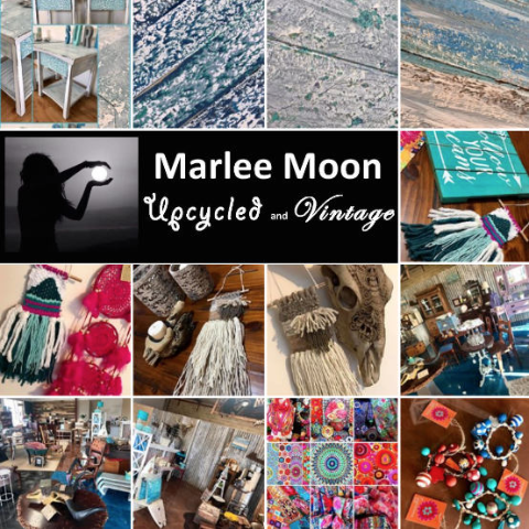 Marlee Moon Upcycled and Vintage