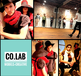 CO.LAB MODELS + CREATIVE