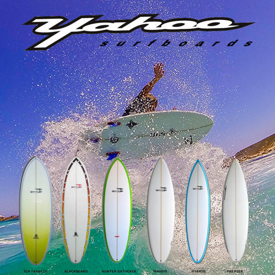 Yahoo Surfboards