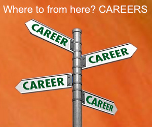 Where to from here? Careers