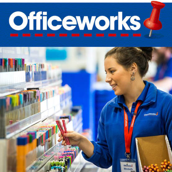 Officeworks Bunbury