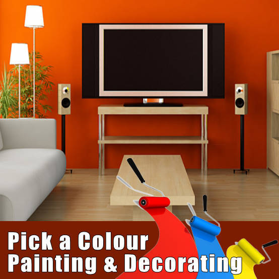 Pick a Colour Painting & Decorating