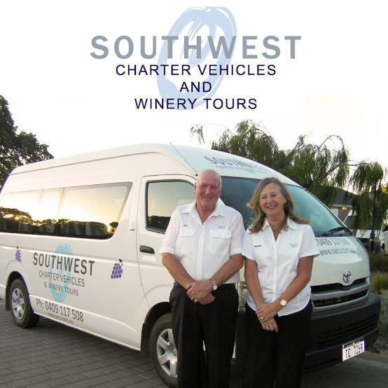 Southwest Charter Vehicles and Winery Tours