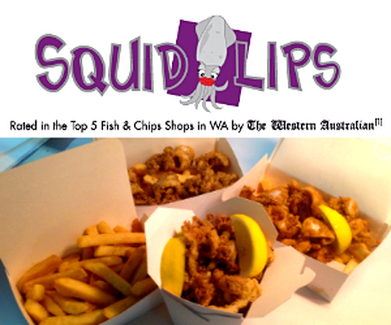 SquidLips Gourmet Fish & Chips