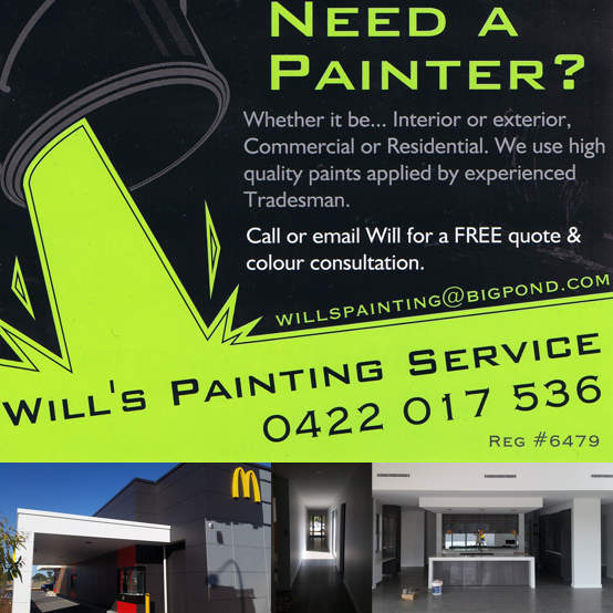 Will's Painting Service