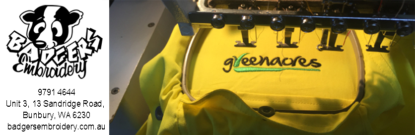 Custom Embroidery, Embroidered Clothing and Promotional Products
