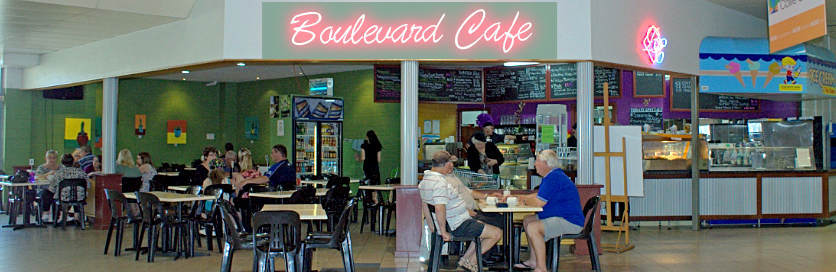 Cafes Collie in the South West | Boulevard Cafe Collie