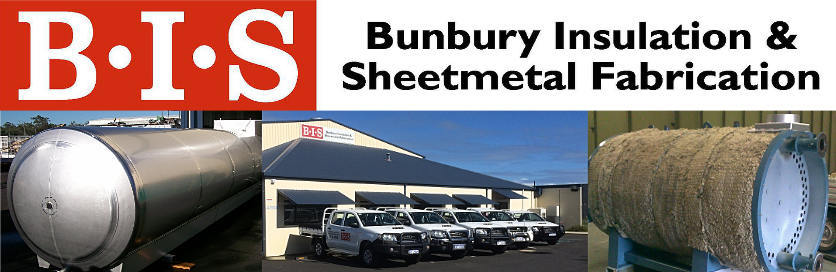 Local Mandurah Business Bunbury Insulation & Sheetmetal Fabrication in Bunbury WA