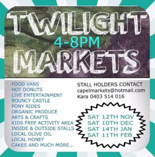 Capel Community Markets