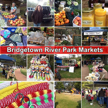 Bridgetown River Park Markets