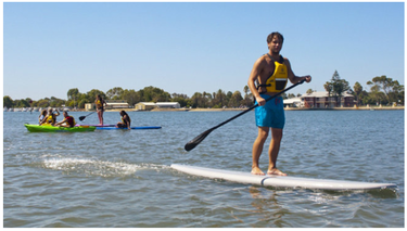 Stand-Up Paddleboards with Steve Rigney