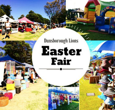 Easter Fair - Lions Club of Dunsborough