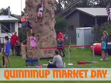 Quinninup Market Day-Act-Belong-Commit