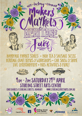 Makers Market and Heritage Fair