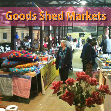 Goods Shed Markets Collie