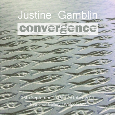 convergence | an exhibition by Justine Gamblin