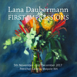 First Impressions | An Exhibition by Lana Daubermann