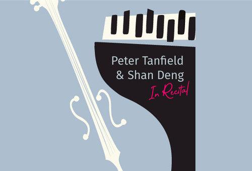 Peter Tanfield & Shan Deng in Recital   Eventss Bunbury on